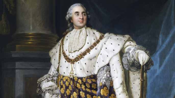 Portrait of Louis XVI of France, King of France and Navarre. (Credit: DeAgostini/Getty Images)
