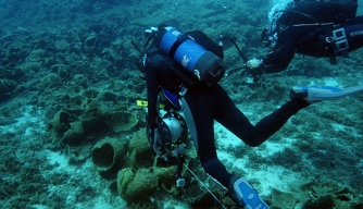 Archaeologists Find 22 Shipwrecks Off One Greek Archipelago