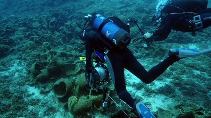 a look at the history of underwater archaeology in greece Introduction to archaeology:  this term is often used to designate an early period in a culture's history in greece it  underwater archaeology - the study.
