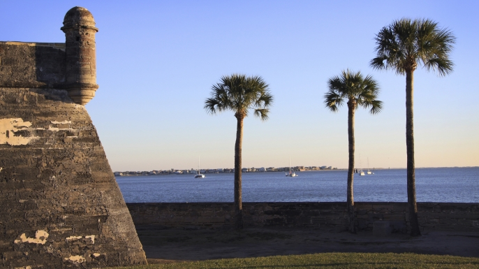 St. Augustine, Florida. (Credit: RussDuparcq/iStockphoto.com)
