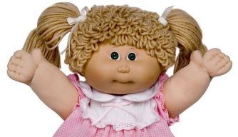 christmas, christmas toys, cabbage patch dolll
