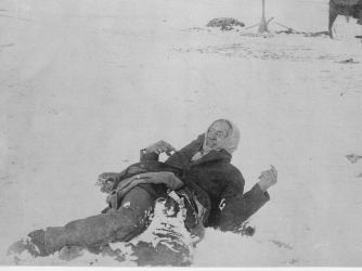 big foot, wounded knee massacre