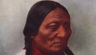 sitting bull, native american history