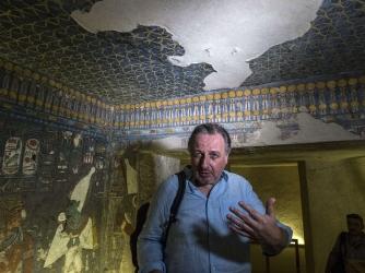 ancient egypt, king tut