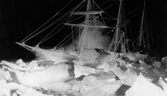 ernest shackleton, endurance, shipwrecks