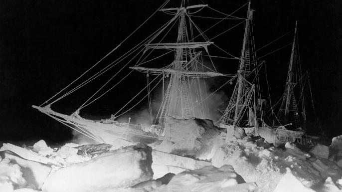ernest shackleton, endurance, shipwrecks