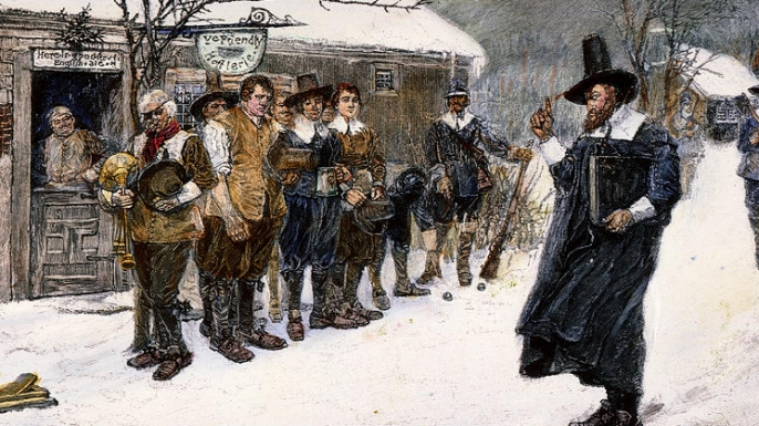 puritan vs modern day Defining the puritan  the puritans were the main instigators of a  with st paul and continuing to the present day--who favor a plain form of.