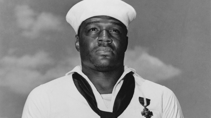 pearl harbor attack, doris miller