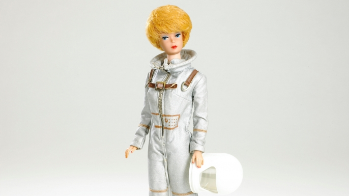 1965 Astronaut Barbie.
