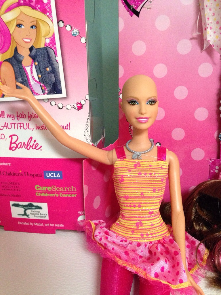history of barbie doll