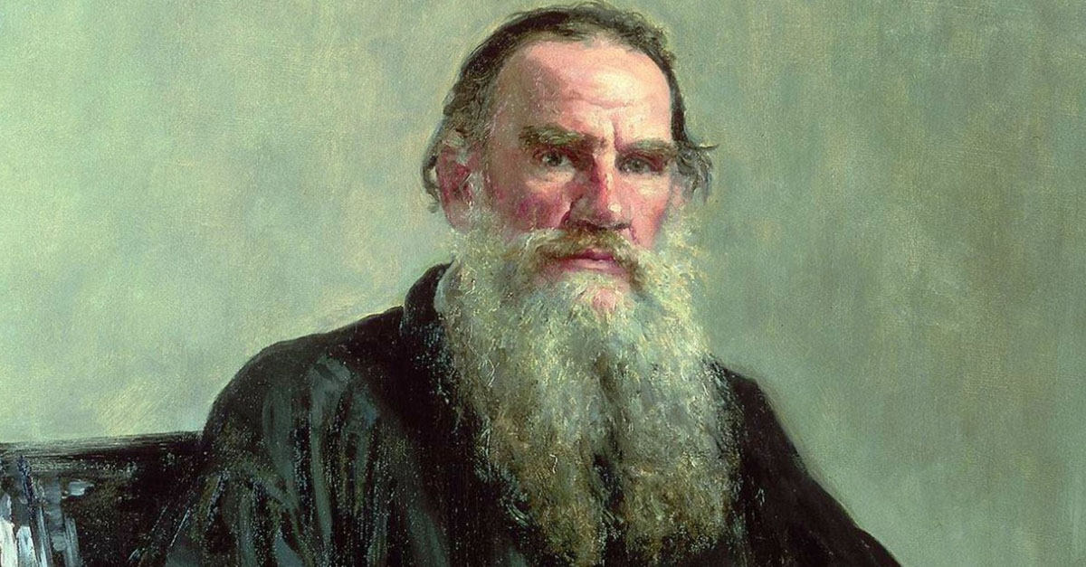Image result for tolstoy