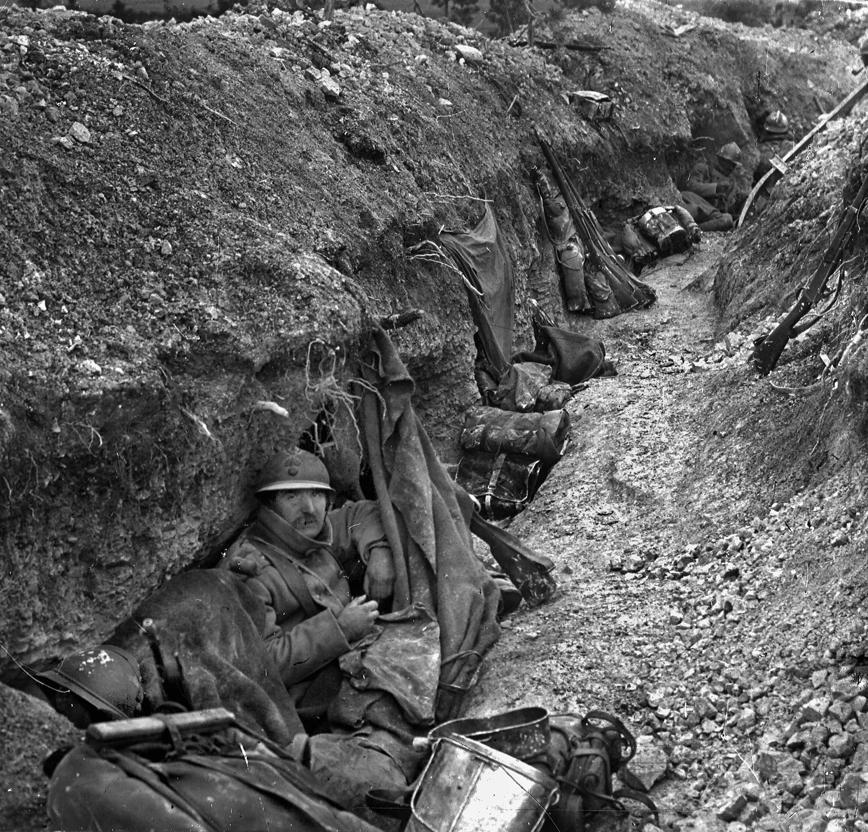 the battle of verdun Battle of verdun - a list of facts about one of the greatest battles in history here you will learn about the almost unbelievable loss of life along with information.