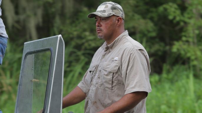 Joey Edgar Swamp People
