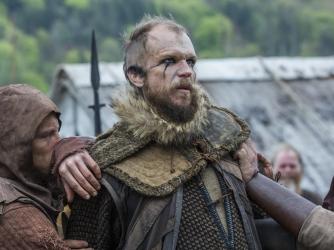 Vikings, Gustaf Skarsgård as Floki