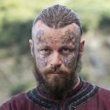 Peter Franzén as King Harald Finehair, Vikings