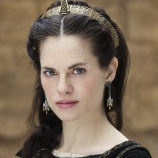 Amy Bailey as Princess Kwenthrith, Vikings