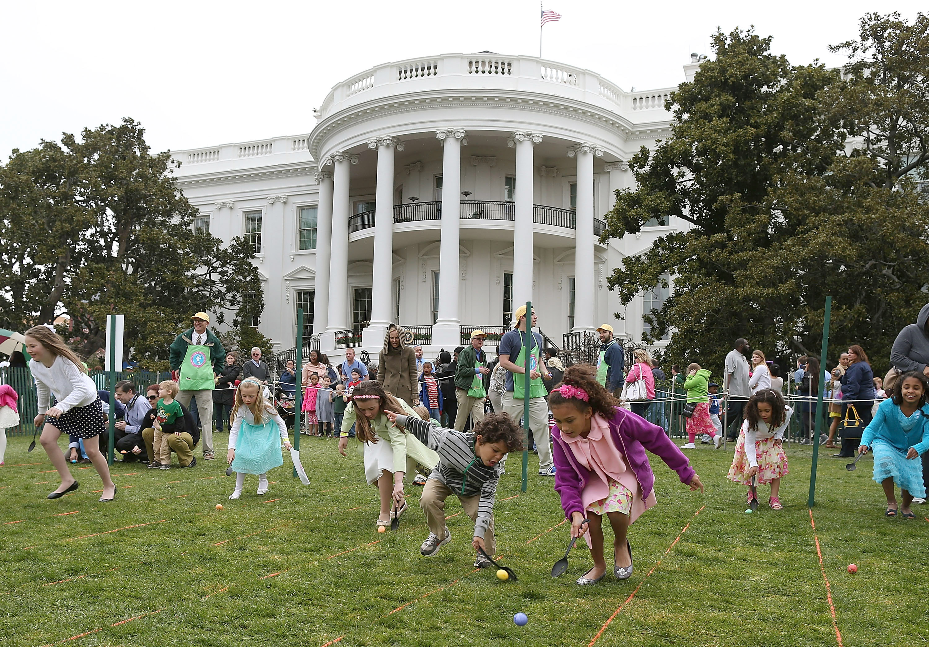 a brief history of the white house easter egg roll history in