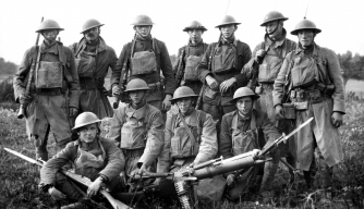 Why were American soldiers in WWI called doughboys?