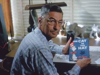 theodor geisel, dr seuss, cat in the hat