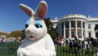 A Brief History of the White House Easter Egg Roll