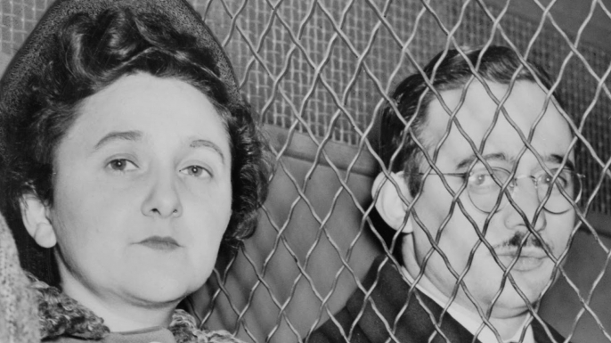 Ethel and Julius Rosenberg. (Credit: Heritage Images/Getty Images)