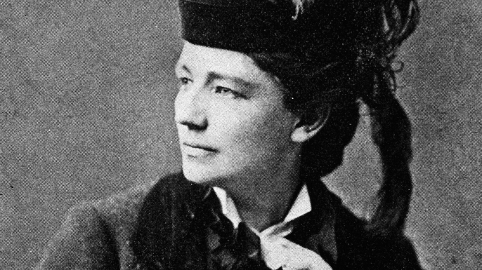 Victoria Woodhull (Credit: Getty Images)