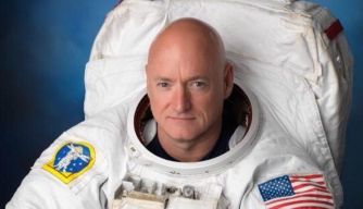 Astronaut Scott Kelly (Credit: NASA)