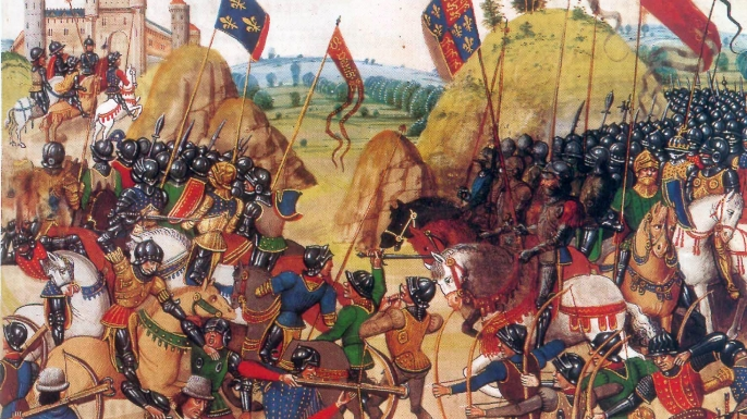 a history of the hundred years war between england and france The hundred year war  although this war between england and france is known as the  at-a-touchcom/french_history/hundred_years_war_1337.