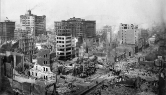 Remembering the Great San Francisco Earthquake of 1906