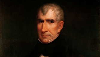 Did William Henry Harrison's inauguration speech kill him?