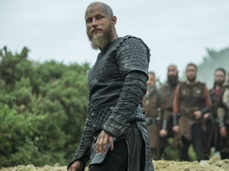 Travis Fimmel as Ragnar, Vikings