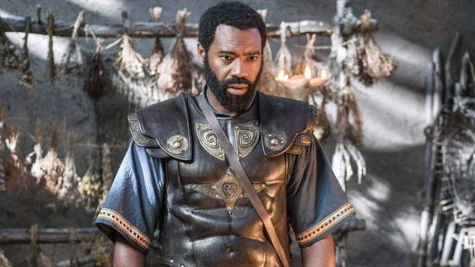 Nicholas Pinnock as Hannibal, Barbarians Rising