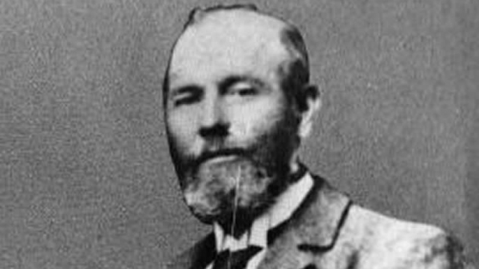 George St Leger Gordon Lennox also known as Scotty Smith. (Credit: Public Domain)