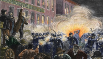 Remembering the Haymarket Riot