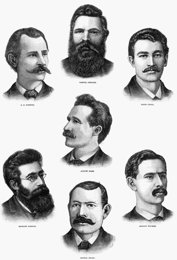 a history of the haymarket massacre in chicago The history of the world holiday on the 1st may - may day, or international workers day, held in commemoration of four anarchists executed for struggling for an 8.