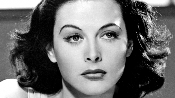 Hedy Lamarr. (Credit: Public Domain)