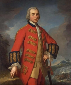 Sir Henry Clinton, British Commander in Chief during the American Revolution. (Credit: Public Domain)