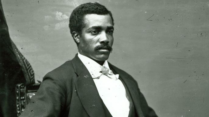 Josiah Walls. (Credit: Public Domain)