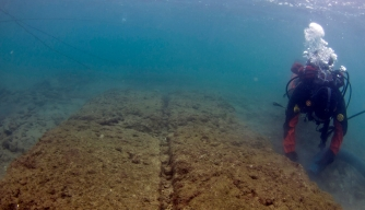 Remains of Ancient Greek Naval Base Discovered Near Athens
