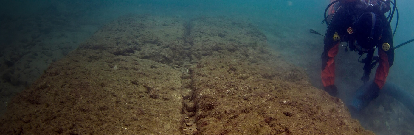 Ancient Greek Naval Base Discovered