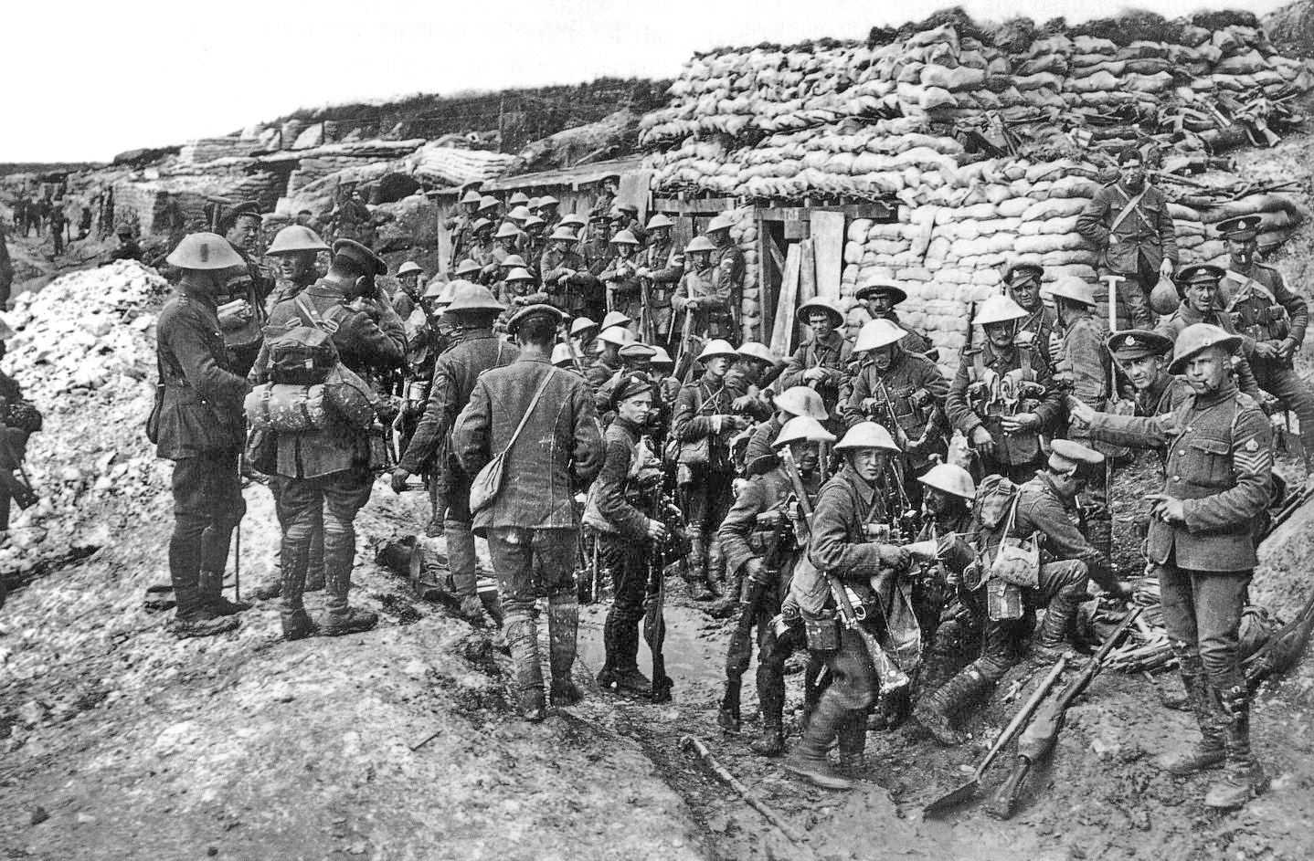World War I: Battle of The Somme