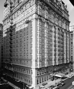 Bellevue-Stratford Hotel, Philadelphia. (Credit: Public domain)