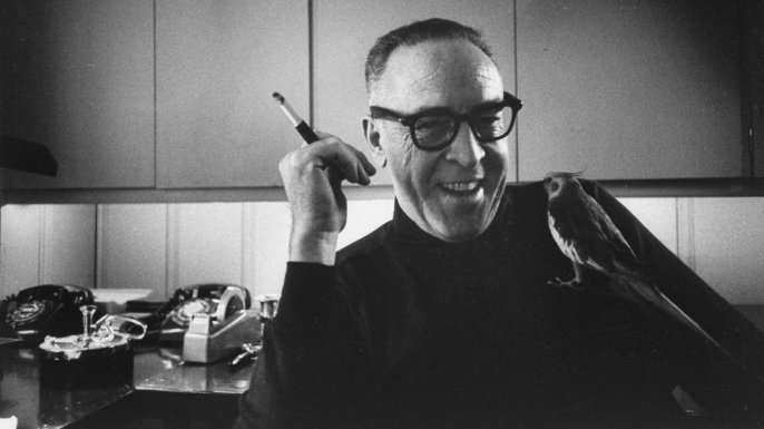 Dalton Trumbo in 1957. (Credit: John Swope/The LIFE Images Collection/Getty Images)