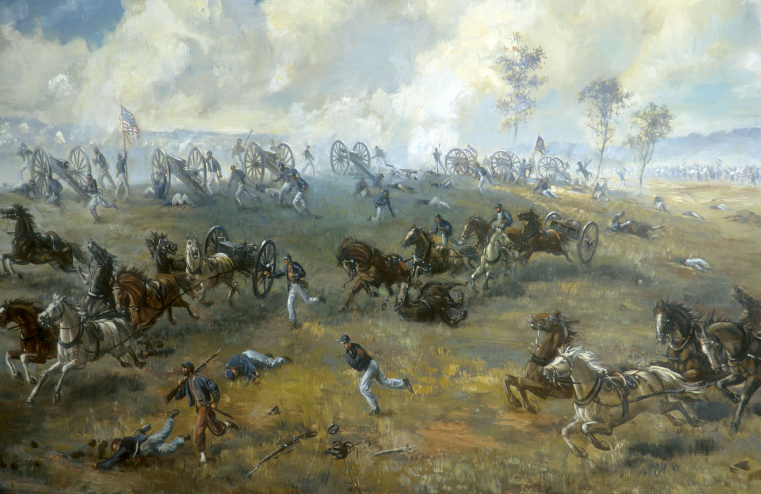 Remembering the First Battle of Bull Run - History in the ...