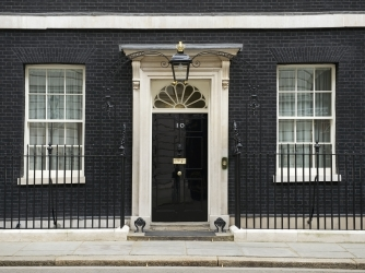 10 Downing Street, London.