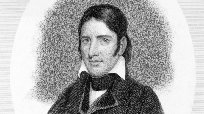 Davy Crockett illustratioln