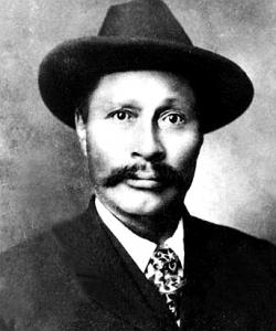 Skookum Jim, one of the men who triggered the Klondike Gold Rush.