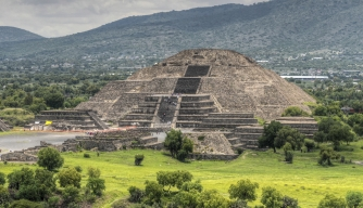 Scholar Claims Worship of Water Explains Mexico's Ancient City