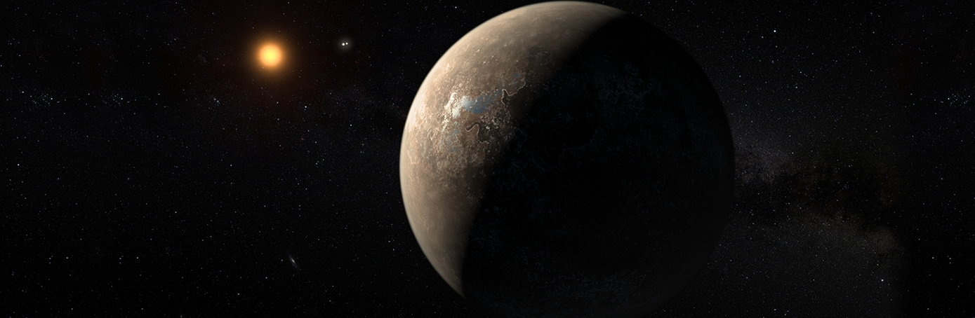 Earth-Like Planet Found Orbiting Sun's Neighbor