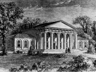 Arlington House. (Credit: Public Domain)